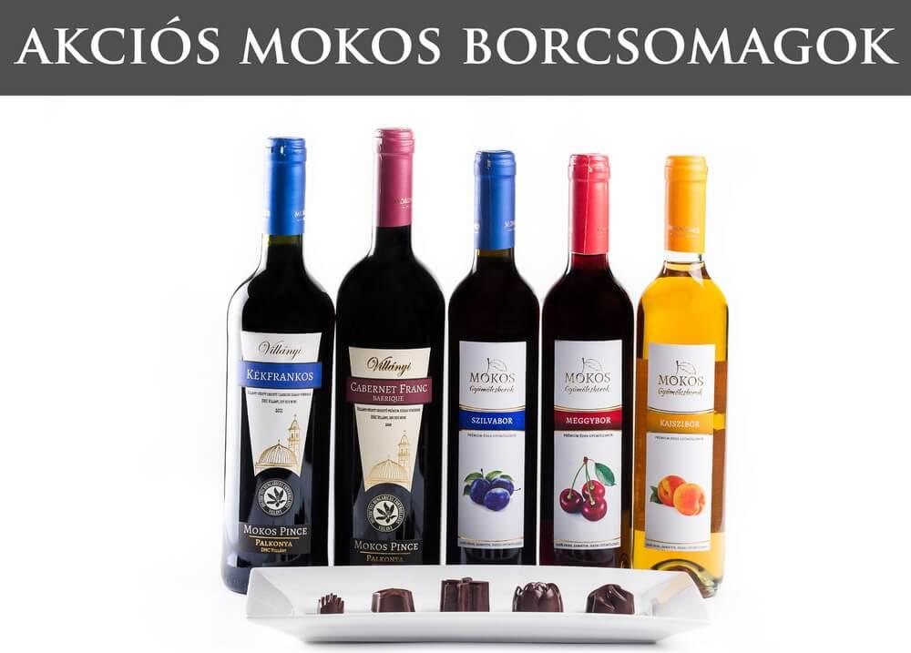Mokos Bor Akcio